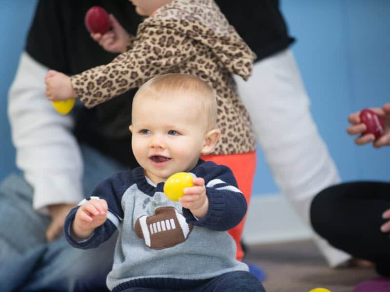 Baby Music Classes for Toowoomba