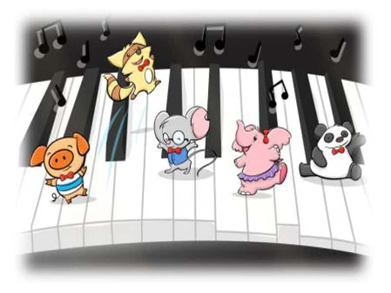 Piano lessons for preschool children Toowoomba